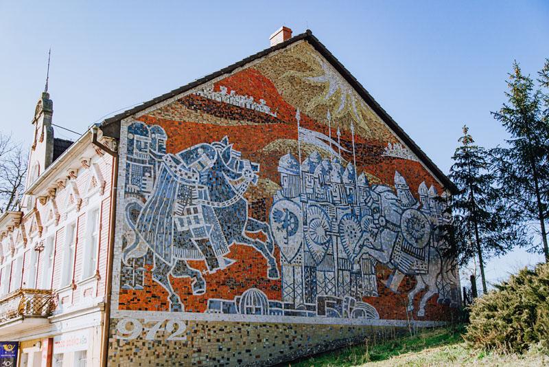 Mozaika cedynia
