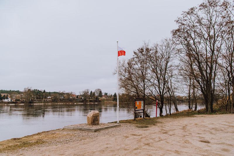 Osinów Dolny - najdalszy punkt zachód Polski