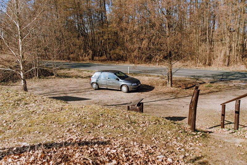 Parking wrzosowiska cedyńskie