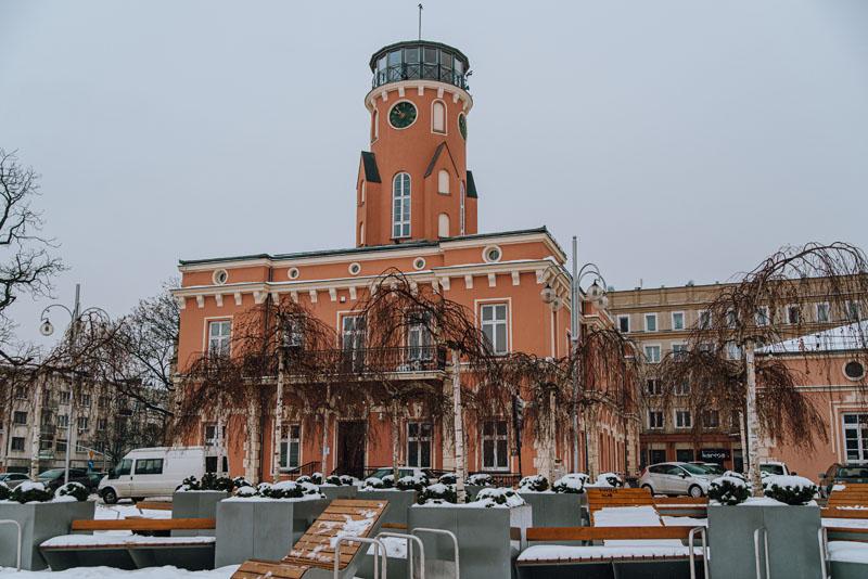 Ratusz miejski Częstochowa