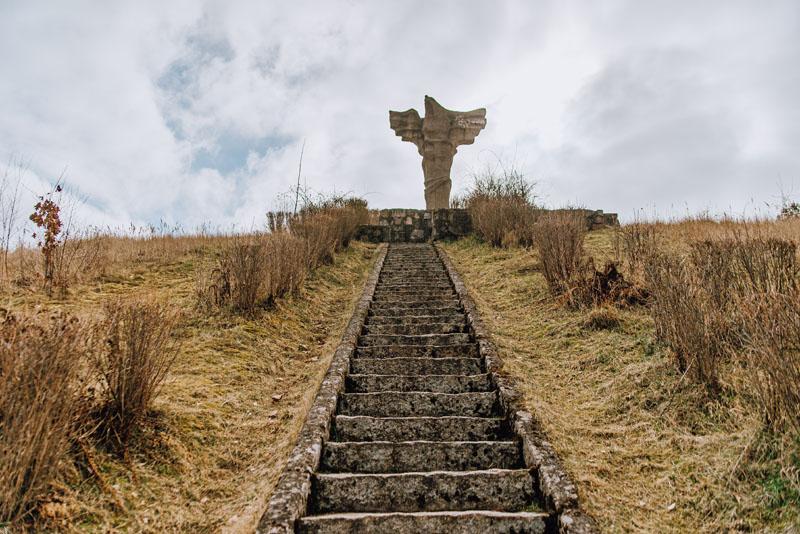 Schody góra czcibora