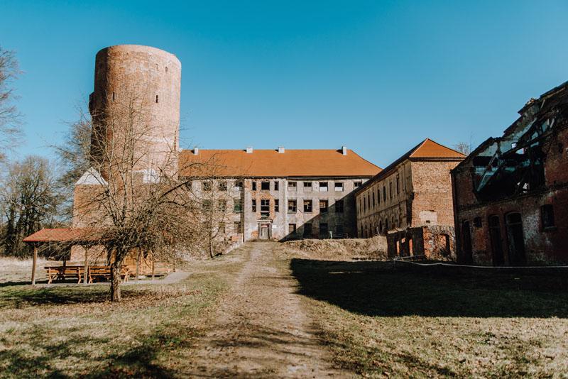 Swobnica zamek