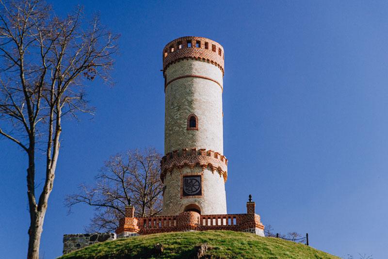Wieża widokowa zachodniopomorskie