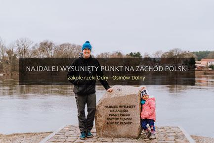 Zachodni punkt na zachód Polski