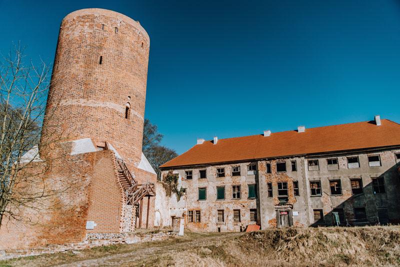 Zamek Joannitów Swobnica