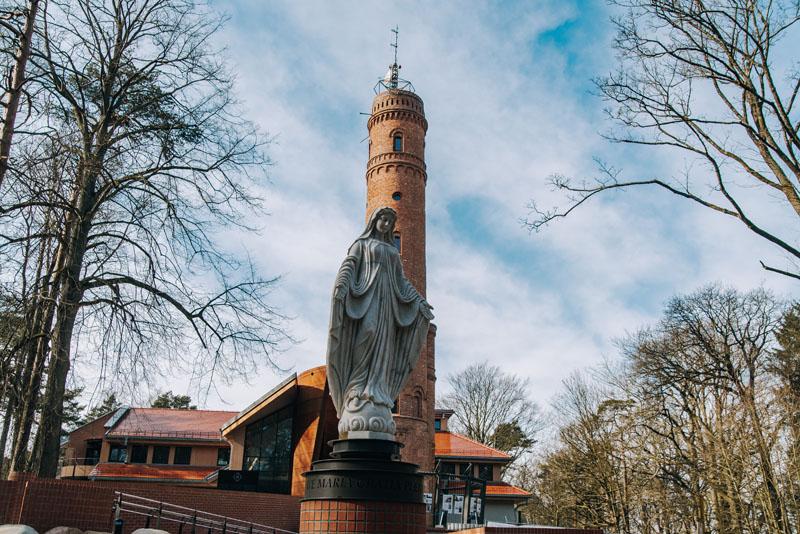 wieża widokowa Chełmska Góra