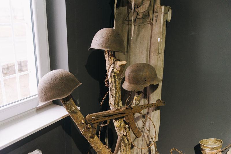 Muzeum Pamiątek 1. Armii Wojska Polskiego oraz Dziejów Ziemi Mieszkowickiej
