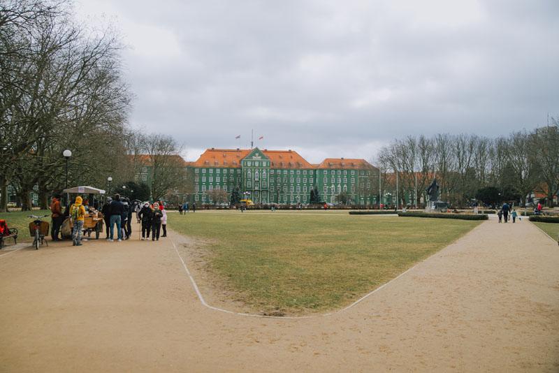 Plac Jasne Błonia Szczecin