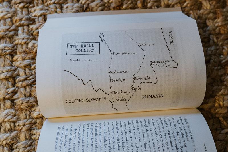 Książka rowerem