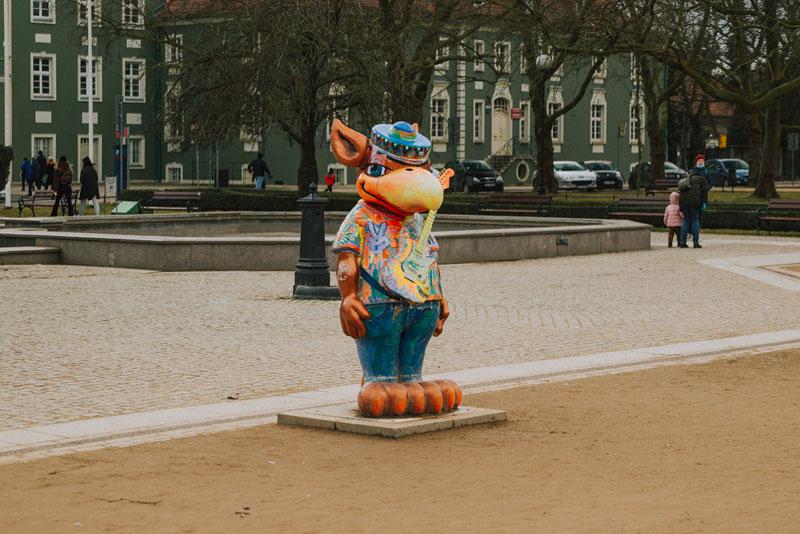 Atrakcje dla dzieci w Szczecinie - szukanie Gryfusów