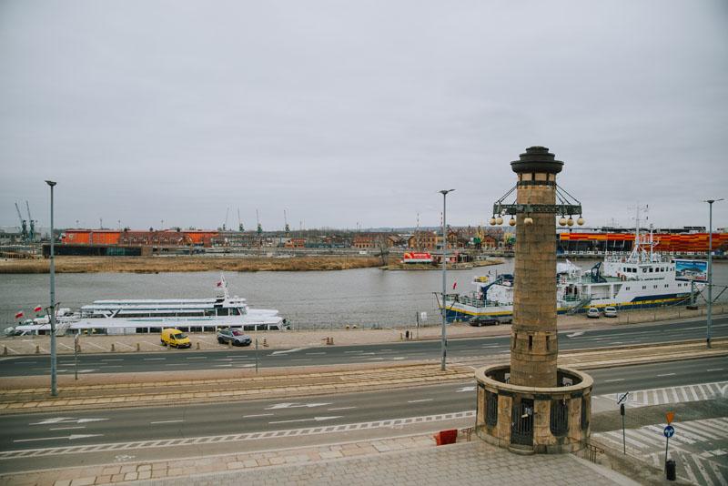 Port Szczecin i Odra Wschodnia