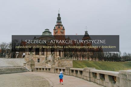Szczecin - atrakcje turystyczne