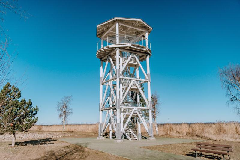 Trzebież wieża widokowa