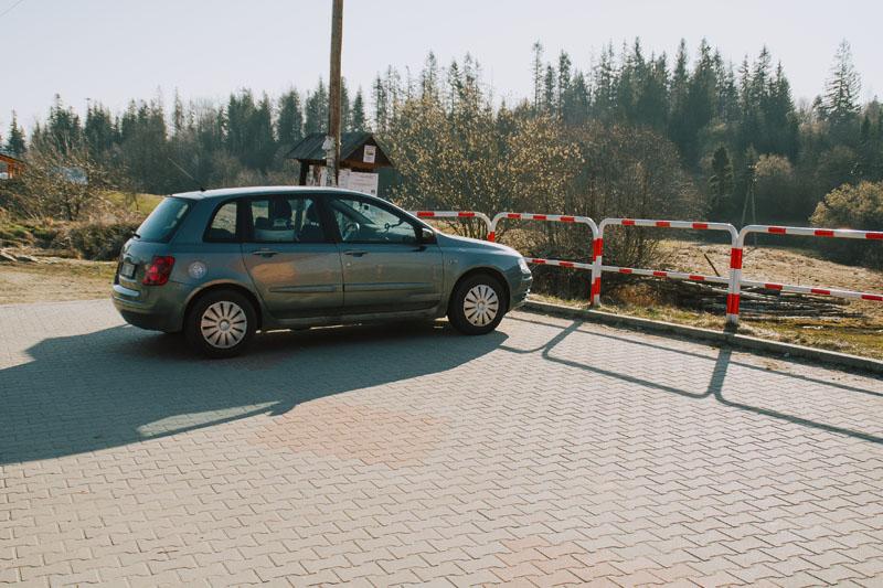 Bukowiński Wierch PARKING