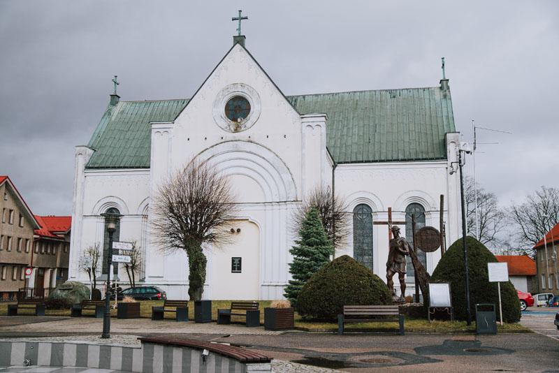 Kościół Czaplinek