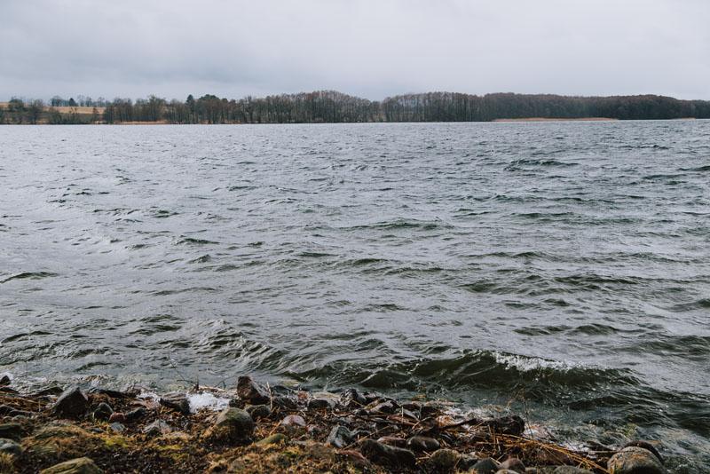 Jezioro Drawsko Czaplinek