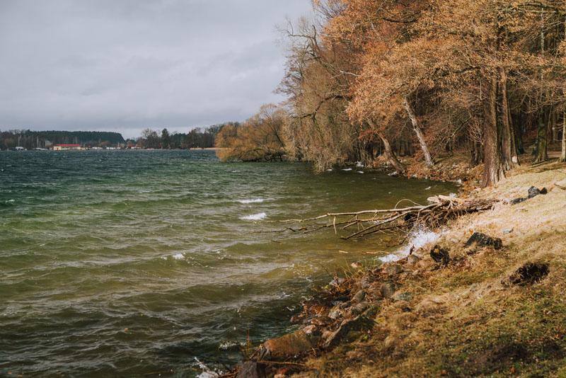 Czaplinek Jezioro Drawsko