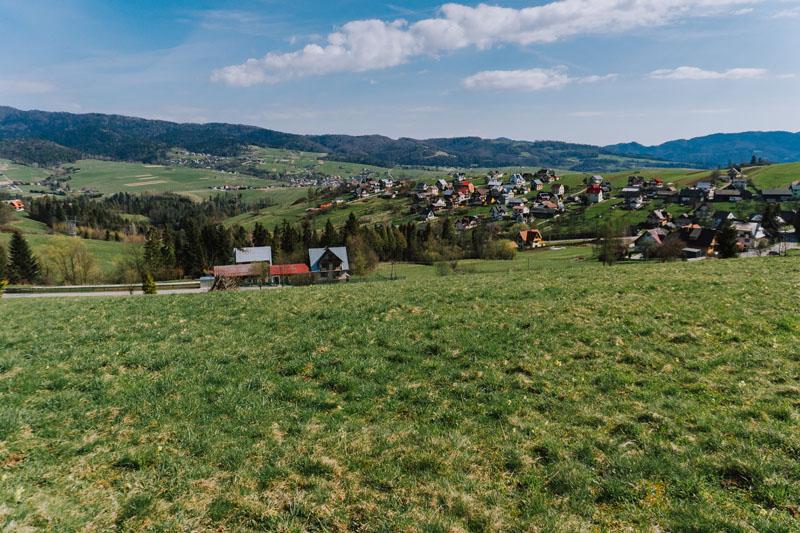 Przełęcz Osice