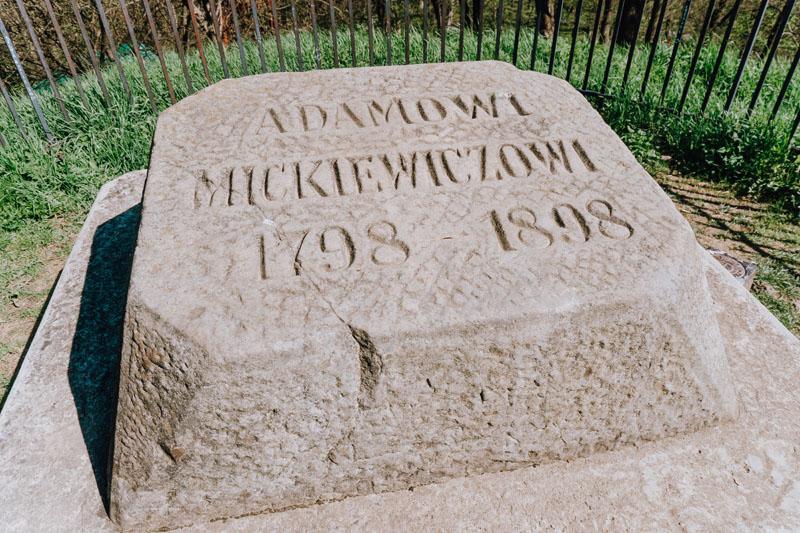Kopiec Adama Mickiewicz