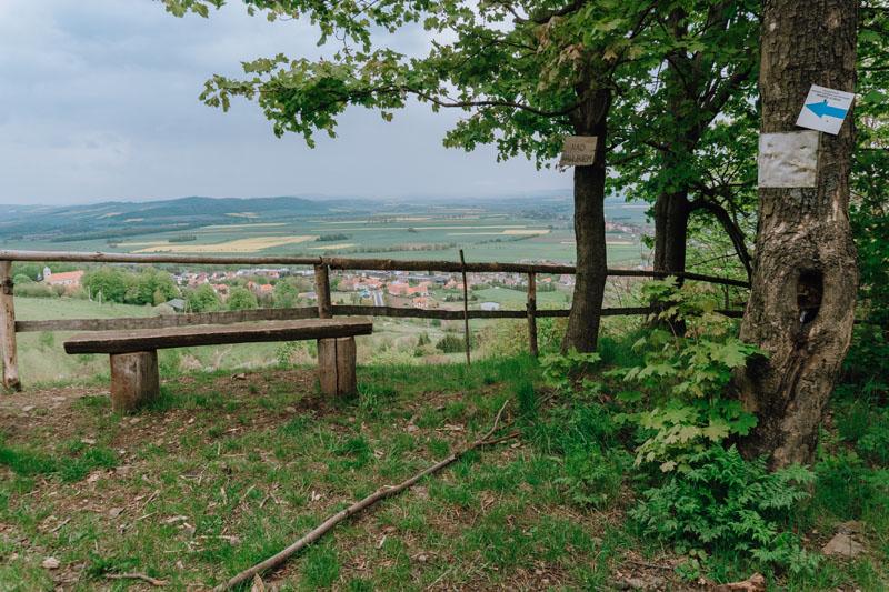 Punkt widokowy nad Pawlikiem