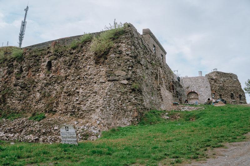 Fort Spitzberg-Ostróg