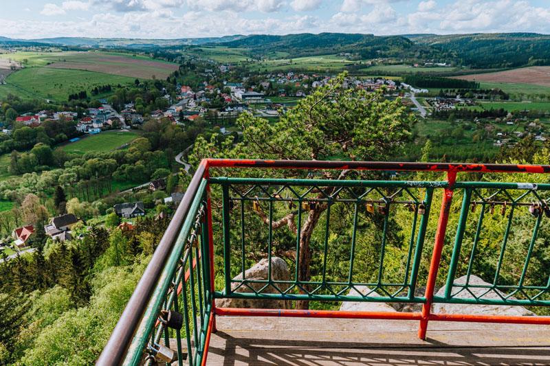 platforma widokowa szczytnik