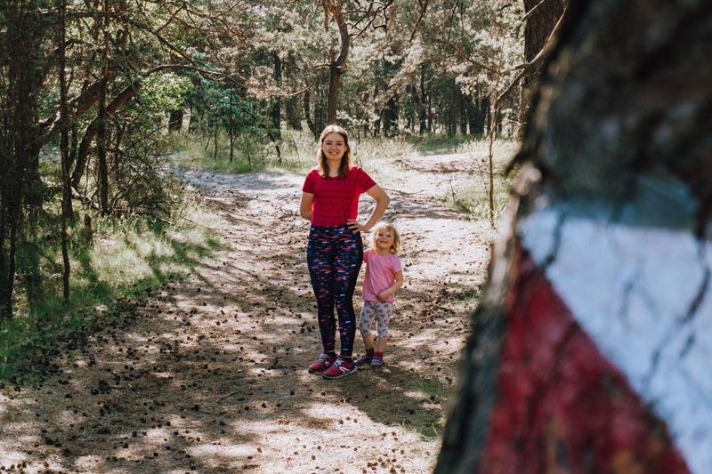 Szlak Doliny Sztoły w Bukownie niedaleko Olkusza