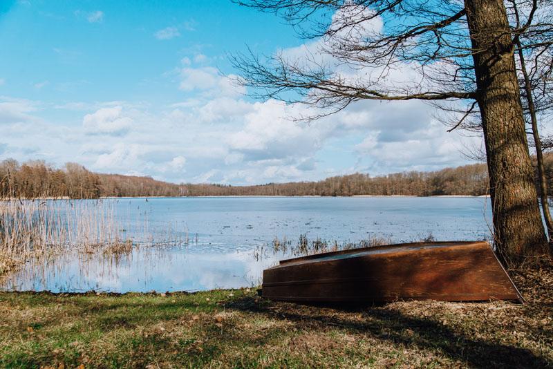 Piesze wędrówki po Ińskim Parku Krajobrazowym