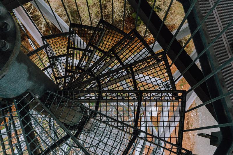 Wieża widokowa na górze Jagodna