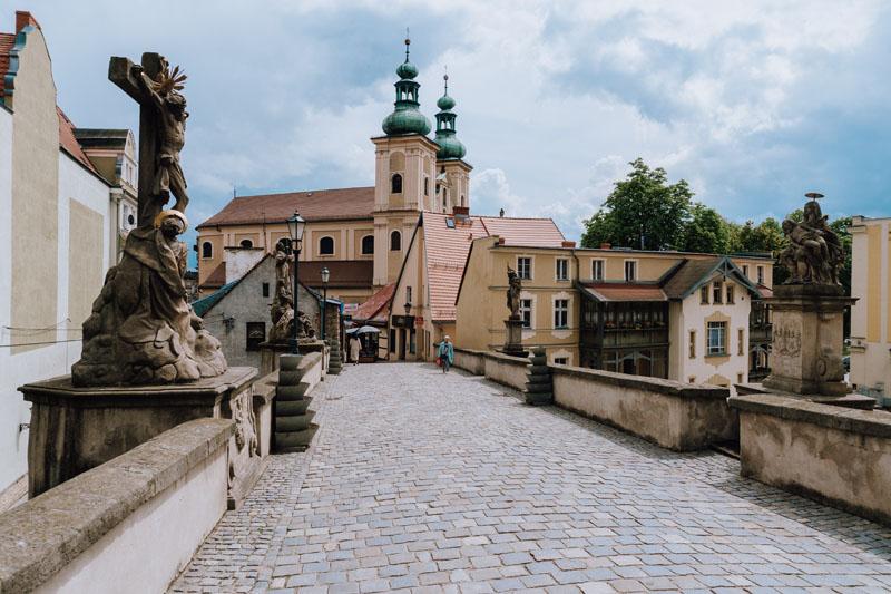 Most Gotycki na Młynówce