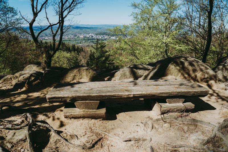 Góry Sanocko-Turczańskie orli kamień