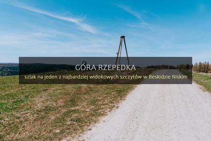 Rzepedka Beskid Niski