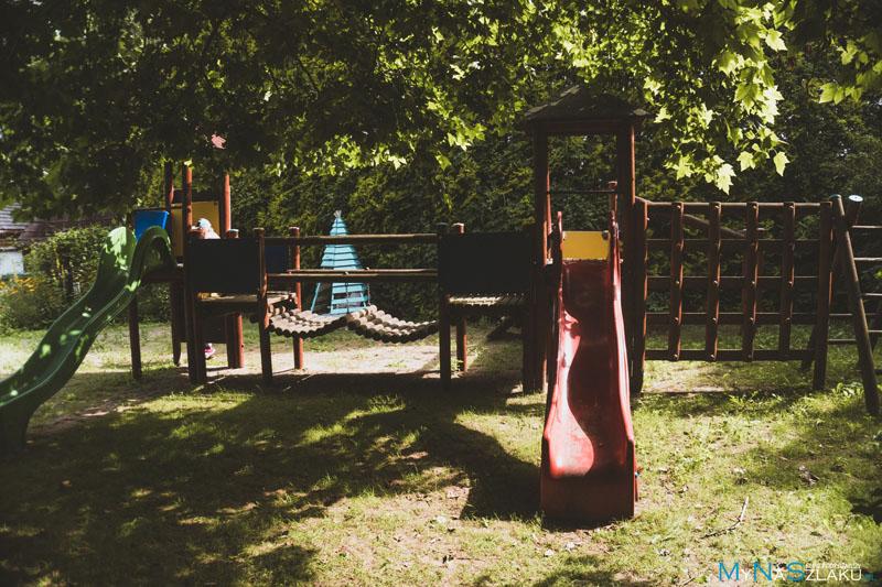 Arboretum Bolestraszyce - plac zabaw