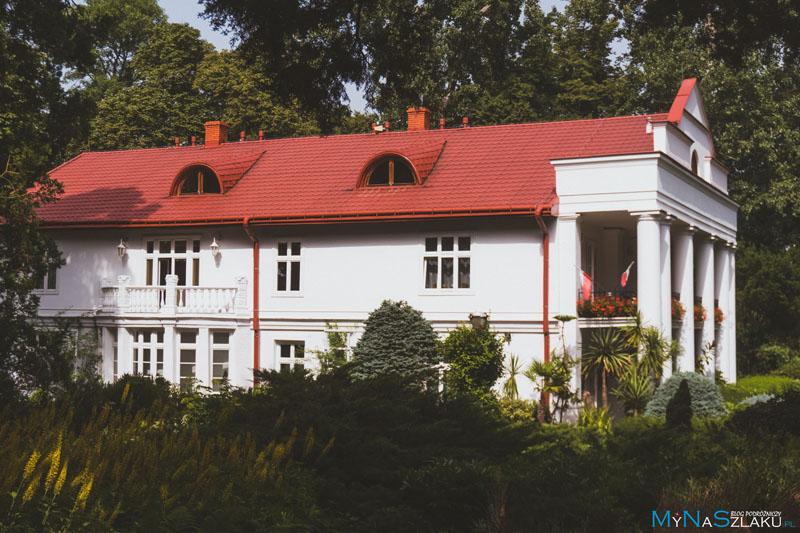 Dwór w Bolestraszycach - Muzeum Przyrodnicze