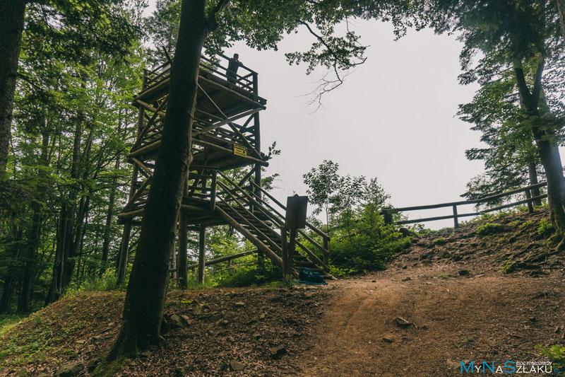 Wieża widokowa Jeleni Skok (Mochnaczka)