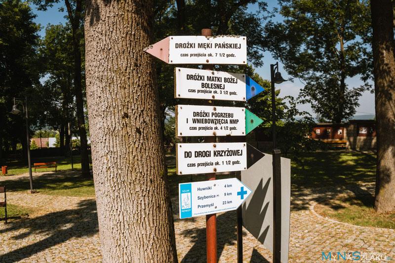 Dróżki i szlaki turystyczne