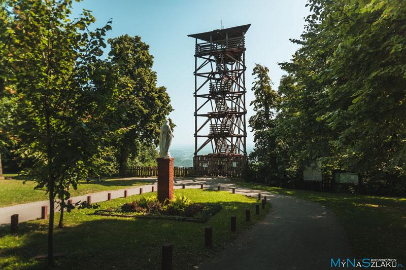 Wieża widokowa w Kalwarii Pacławskiej
