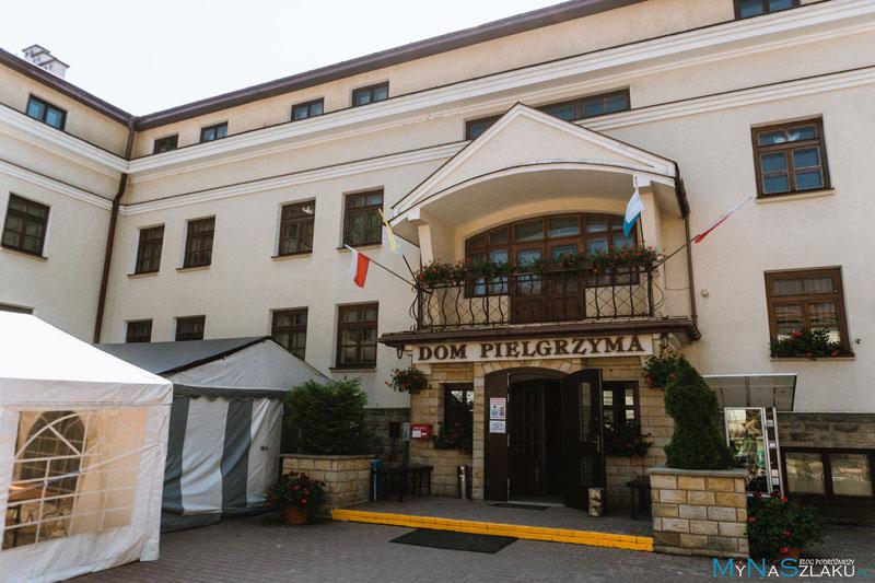 Dom Pielgrzyma - informacja turystyczna i noclegi