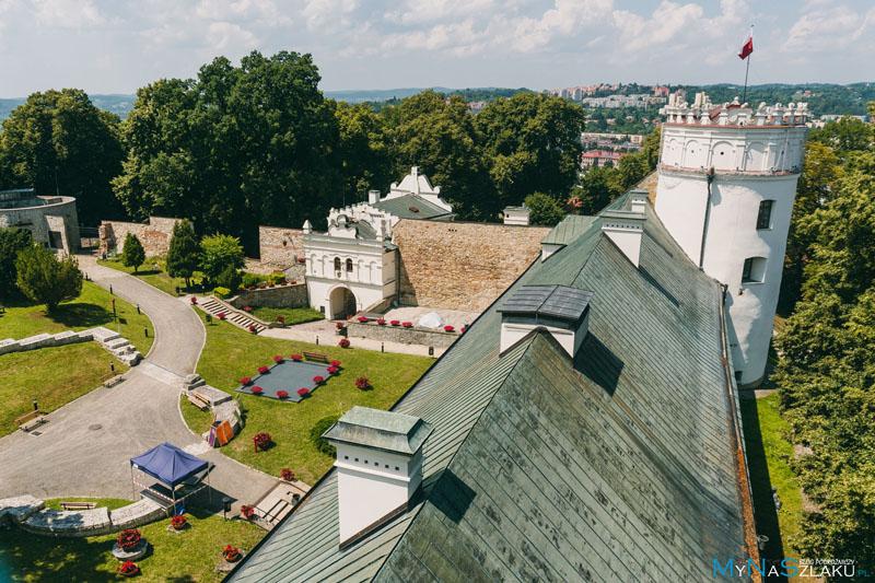 Zamek Kazimierzowski - Pogórze Przemyskie