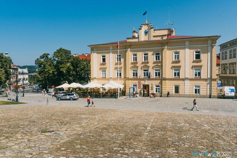 Rynek i Stare Miasto w Przemyślu