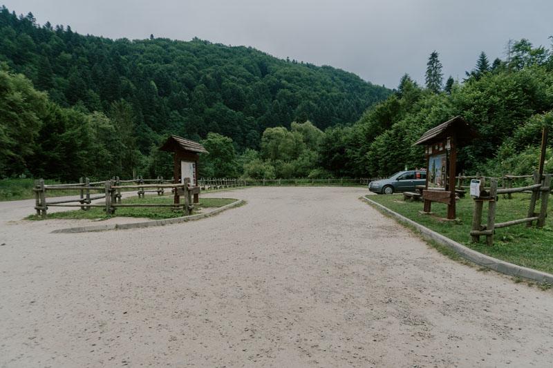Jak dojechać do Rezerwatu Przyrody Sine Wiry w Bieszczadach?