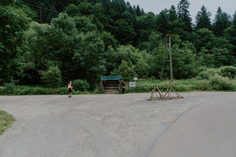 Rezerwat Przyrody Sine Wiry w Bieszczadach
