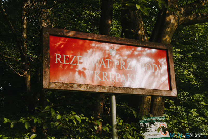 Rezerwat Krępak
