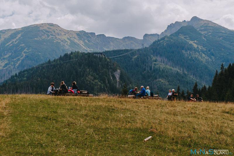 Schronisko, a właściwie Hotel Górski PTTK w Tatrach