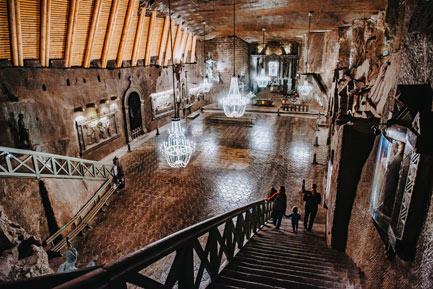 Kopalnia Wieliczka