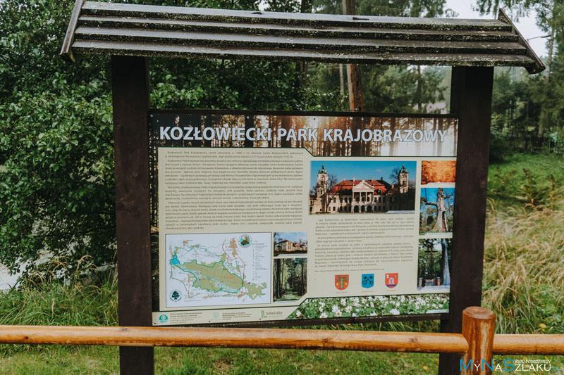 Kozłowiecki Park Krajobrazowy - informacje