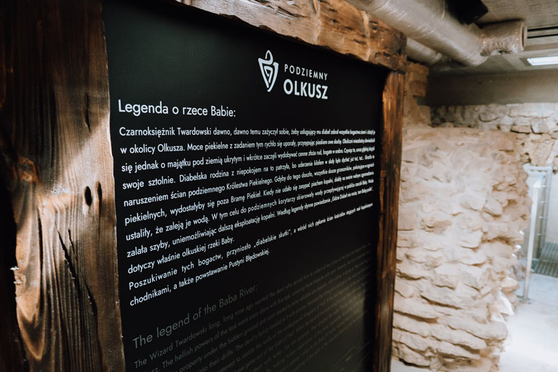 Muzeum pod ziemią