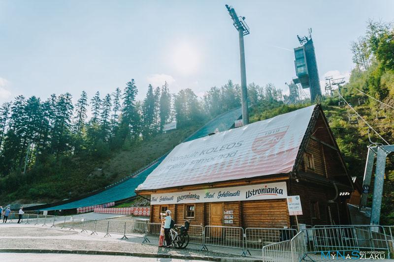 Skocznia narciarska Wisła Malinka
