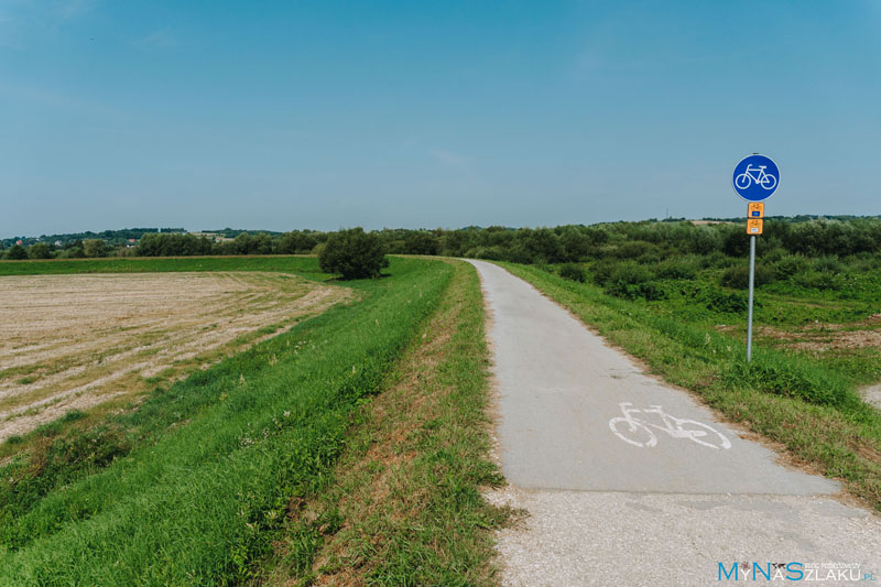Velo Dunajec - trasa rowerowa