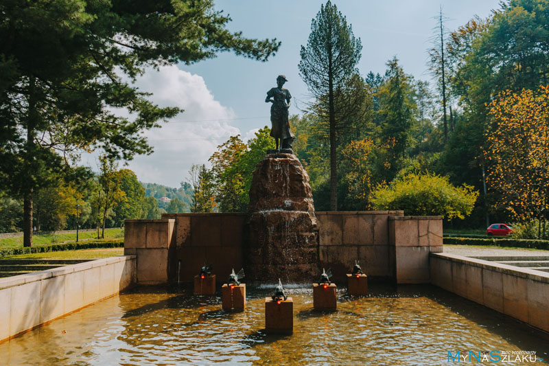 Pomnik źródeł Wisły